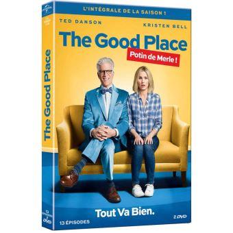 The Good PlaceThe Good Place Saison 1 DVD