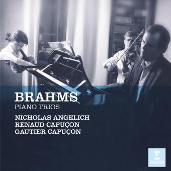 Trios pour piano, violon et violoncelle N°1 à N°3