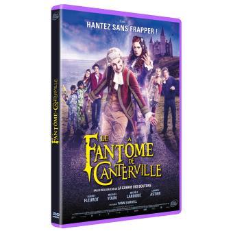 Le Fantôme de Canterville DVD