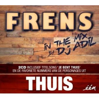 Frens In The Mix By DJ Adil  2 CD