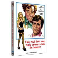 Fais-moi très mal mais couvre-moi de baisers DVD