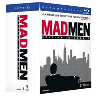 Mad Men Intégrale de la série Coffret Blu-ray