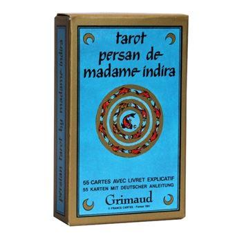 Jeu de 55 cartes   Tarot persan de Madame Indira - broché - Inconnus ... 5781ca034cab