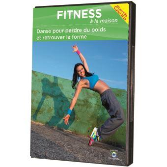 Fitness à la maisonFitness à la maison Danse pour perdre du poids et retrouver la forme DVD