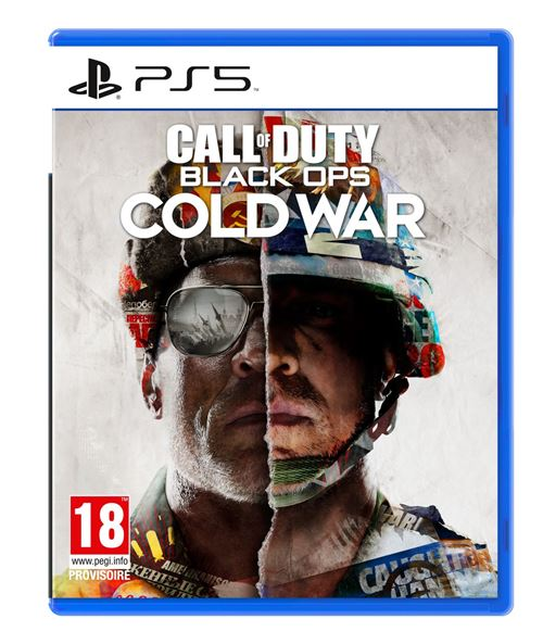 Call of Duty : Black Ops Cold War PS5