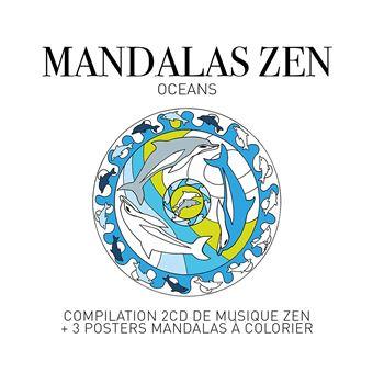 Mandalas Zen Oceans
