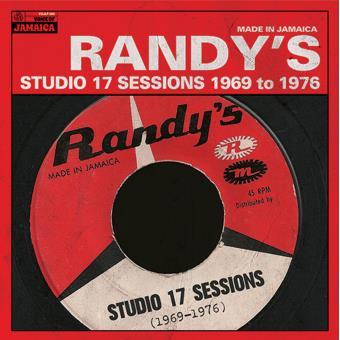 RANDY S STUDIO 17 SESSION