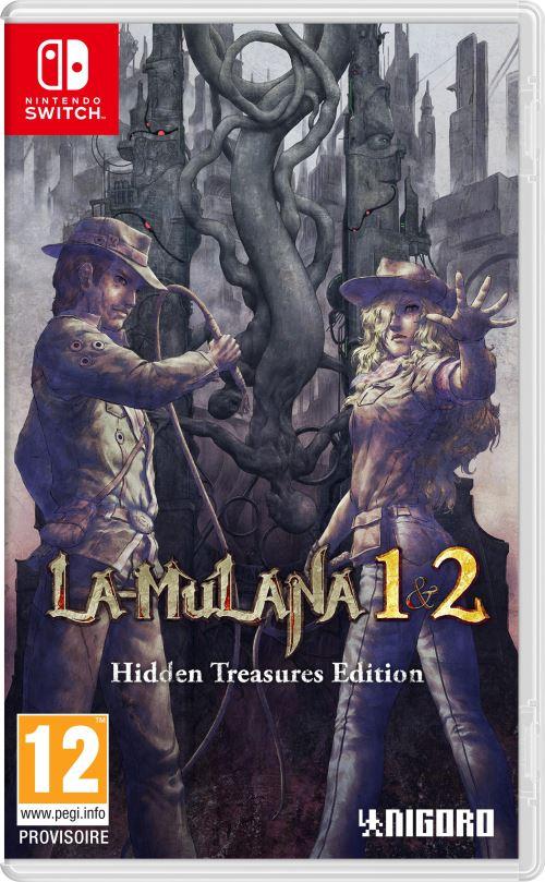 La Mulana 1 et 2 Hidden Treasures Nintendo Switch