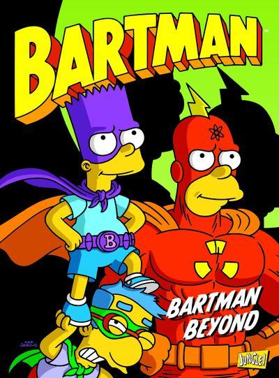Bartman - tome 4 Bartman beyond