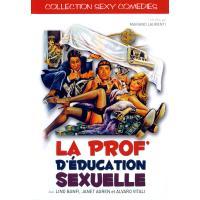 La prof d'éducation sexuelle DVD
