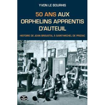 50 ans aux Orphelins d'Auteuil