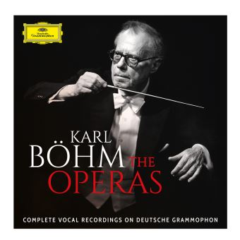 The Operas The Complete Vocal Recordings On Deutsche Grammophon Coffret 70 CD Edition limitée