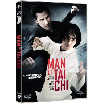 Man of Tai Chi  DVD