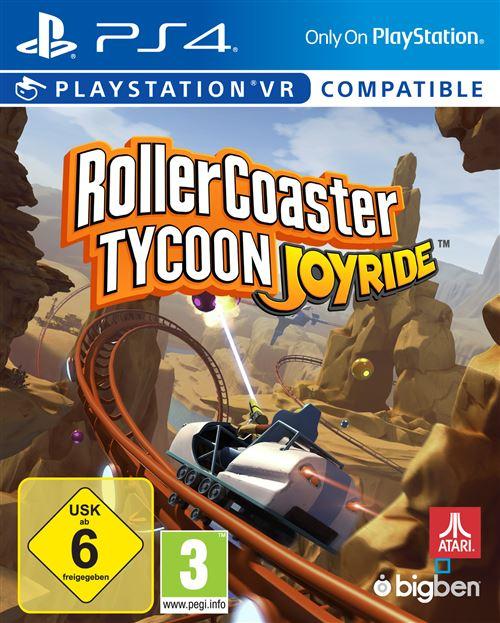 Roller Coaster Tycoon Joyride PS4