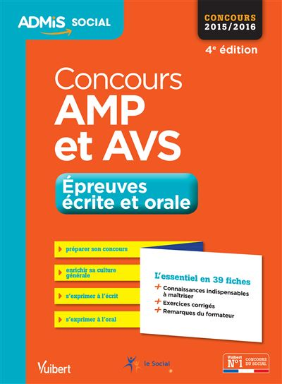 Concours AMP/AVS