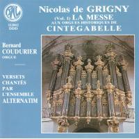 L'Oeuvre d'orgue, Volume 1