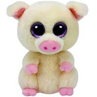 Peluche Piggley le Cochon Beanie Boo's Ty Small 15 cm