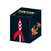 Coffret Tintin Version 2016 DVD
