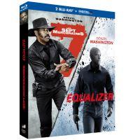 Coffret Equalizer Les sept mercenaires Blu-ray