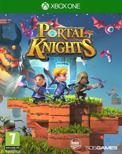 Portal Knights Xbox One