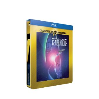 Star TrekStar Trek VII Generations Edition Collector Steelbook Blu-ray
