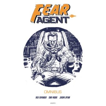 Fear AgentFear Agent - Omnibus
