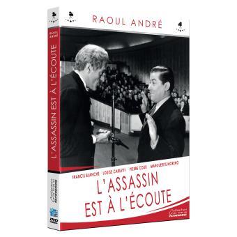 ASSASSIN EST A L ECOUTE-FR