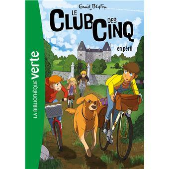 Le Club des CinqLe Club des Cinq en péril