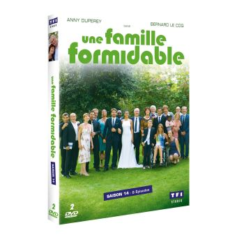 Une famille formidableUNE FAMILLE FORMIDABLE S14-FR