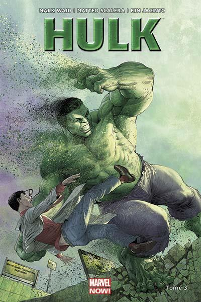 Hulk Marvel now