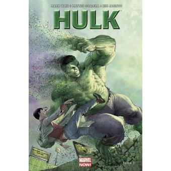 HulkHulk Marvel now