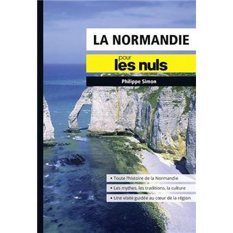 Pour les nulsLa Normandie Poche Pour les Nuls