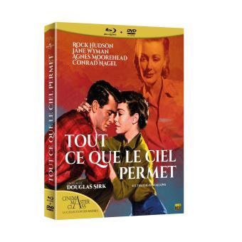 Tout ce que le ciel permet Combo Blu-ray + DVD