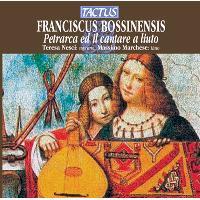 Petrarca ed il cantare a liuto