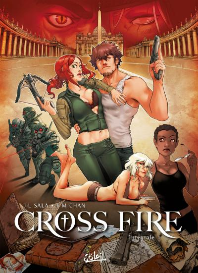 Cross Fire - Intégrale T01 à