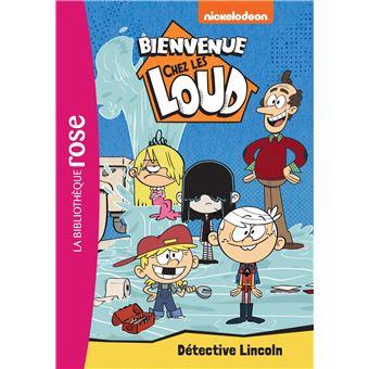 Bienvenue Chez Les Loud Tome 9 Detective Lincoln