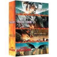 Coffret Dragons 4 films DVD