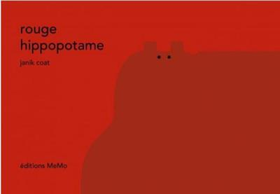 Rouge hippopotame