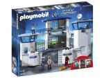 Playmobil City Action 6919 Commissariat de police avec prison