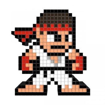 Figurine Lumineuse Pixel Pals Street Fighter RYU 012