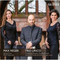 Trios a cordes/quatuor pour piano