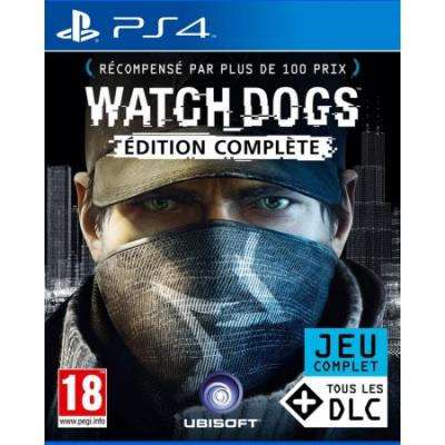 Watch Dogs Edition Complète PS4