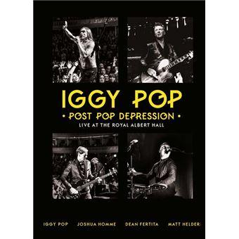 Post Pop Depression Live At The Royal Albert Hall Coffret Inclus DVD