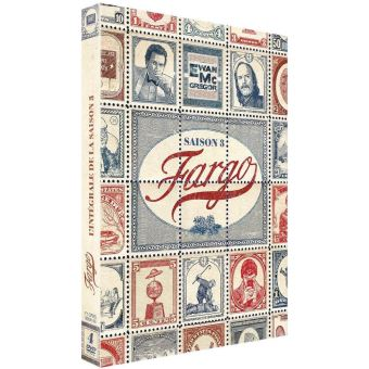 FargoFargo Saison 3 DVD