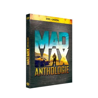 Mad MaxCoffret Mad Max Anthologie DVD