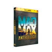 Coffret Mad Max Anthologie DVD