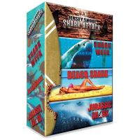 Coffret Requins DVD