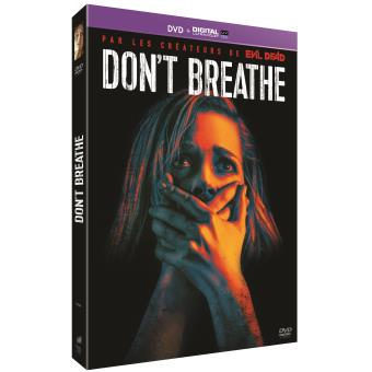 Don't Breathe La maison des ténèbres DVD