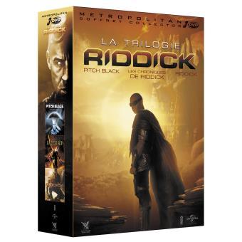 RiddickRiddick : La Trilogie DVD