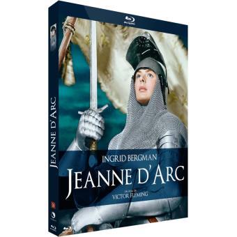Jeanne d'Arc Blu-ray